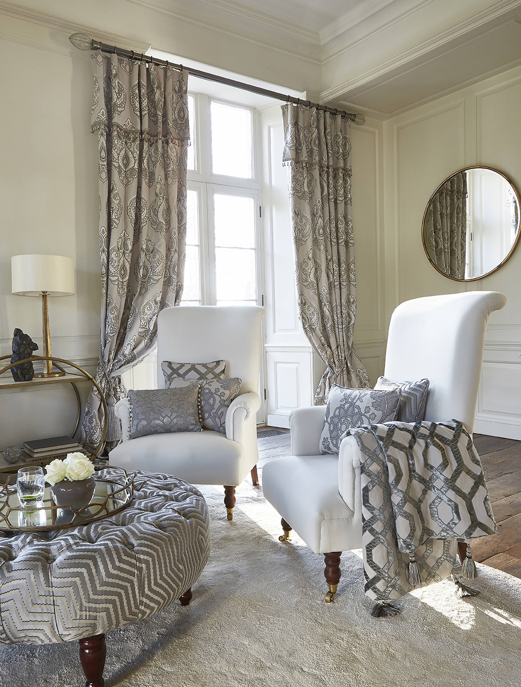 Victoria & Scarlet - Bespoke Window Dressing And Furnishings For Homes And Business