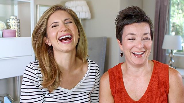 Fun filming with my friend Jessica yesterday! These are some screenshots from our attempt to capture the perfect thumbnail (which we nailed in the last photo swipe to see)... I know all my fellow youtubers feel the silliness that comes during that moment of getting that thumbnail perfect. Happy Saturday friends! This video is coming to my channel soon! All Drugstore 🙌🏻
