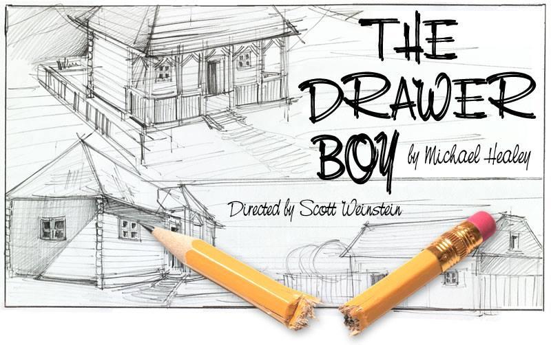 THE DRAWER BOY  at Redtwist Theatre Role: Morgan