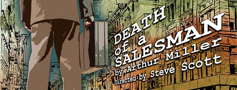 DEATH OF A SALESMAN at REDTWIST THEATRE Role: Charley