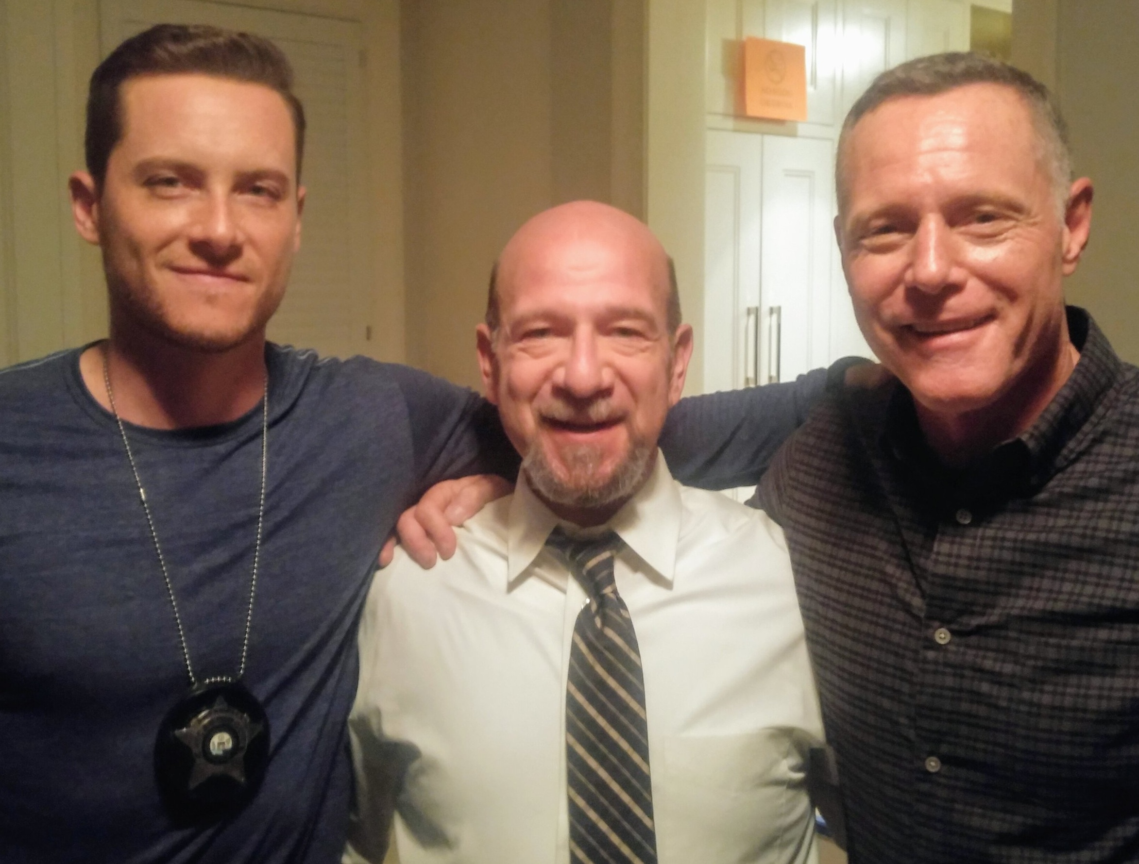 ON SET W/ JESSE & JASON BEGHE