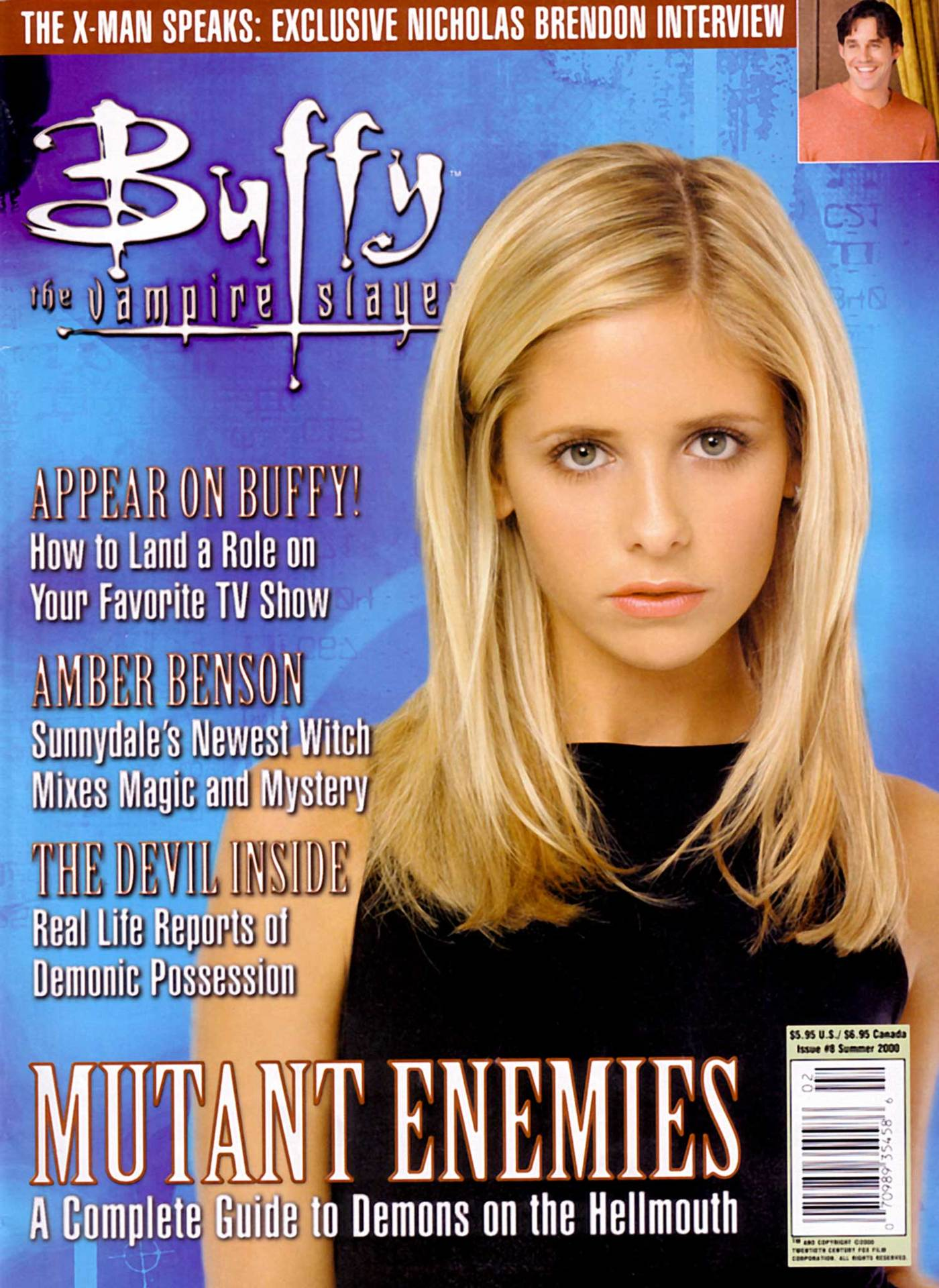 Issue #8, Summer 2000