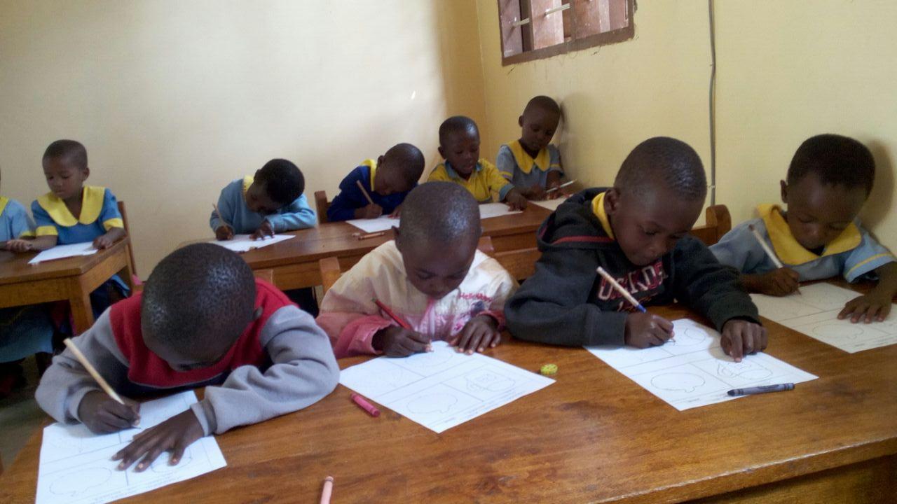 Tanzanian Kindergarten