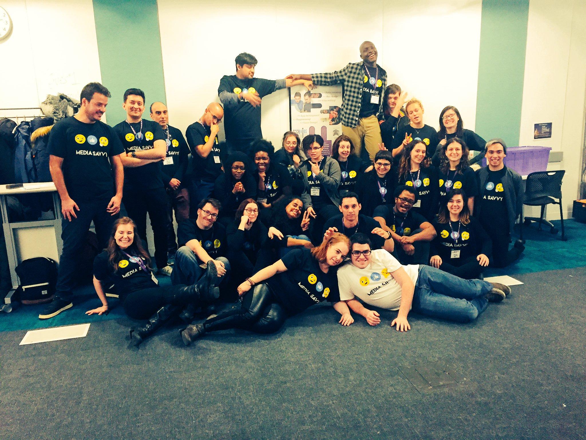 Tech Kids Unlimited Team Photo