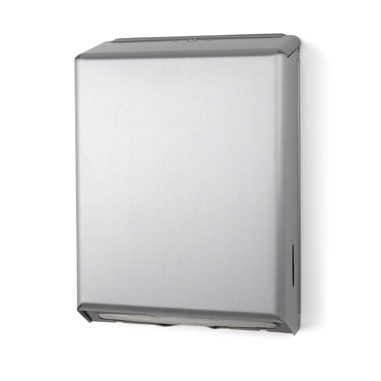 Stainless Steel C Fold Towel Dispenser.jpg