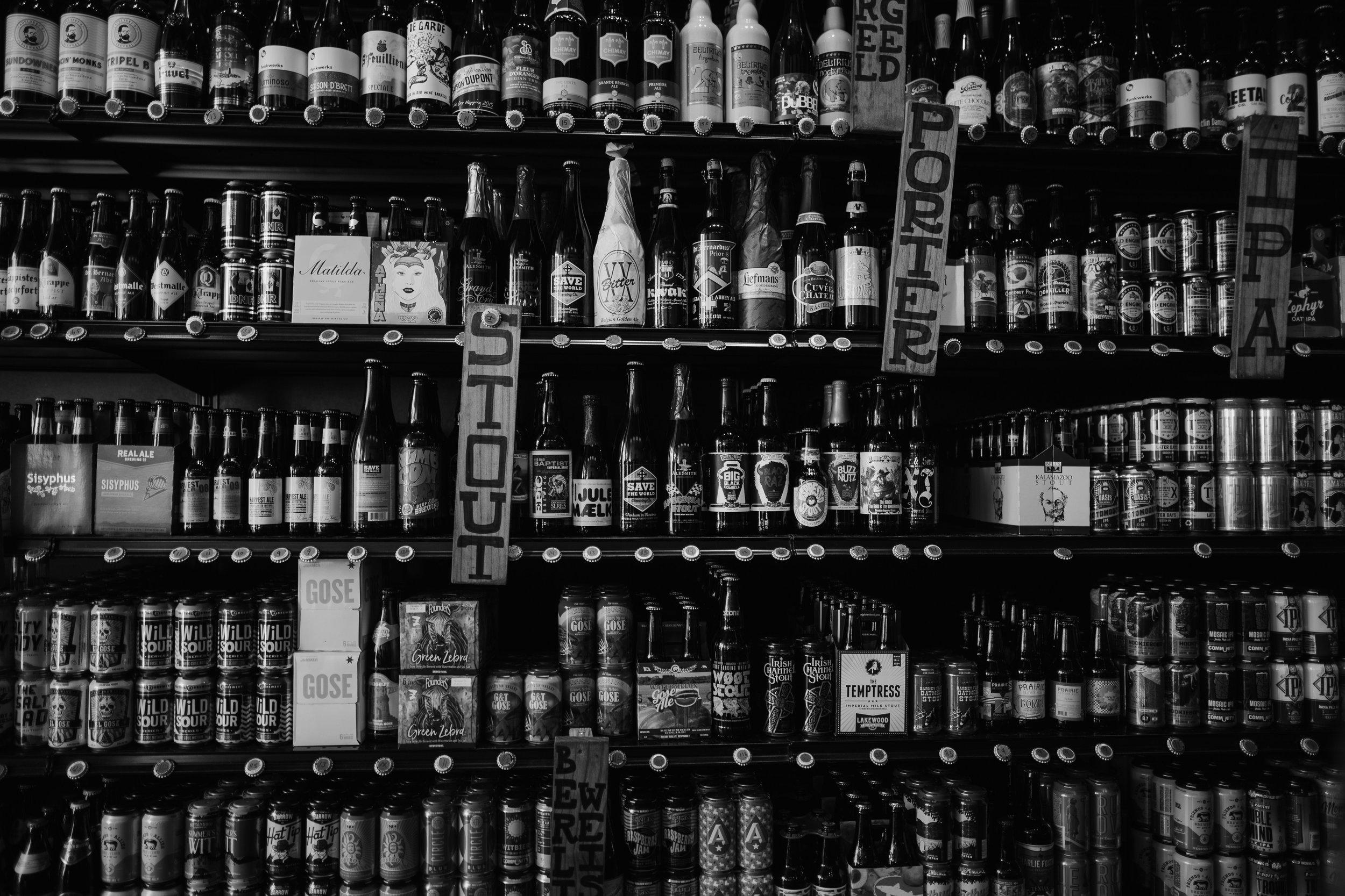 Pick Your Craft Beer!