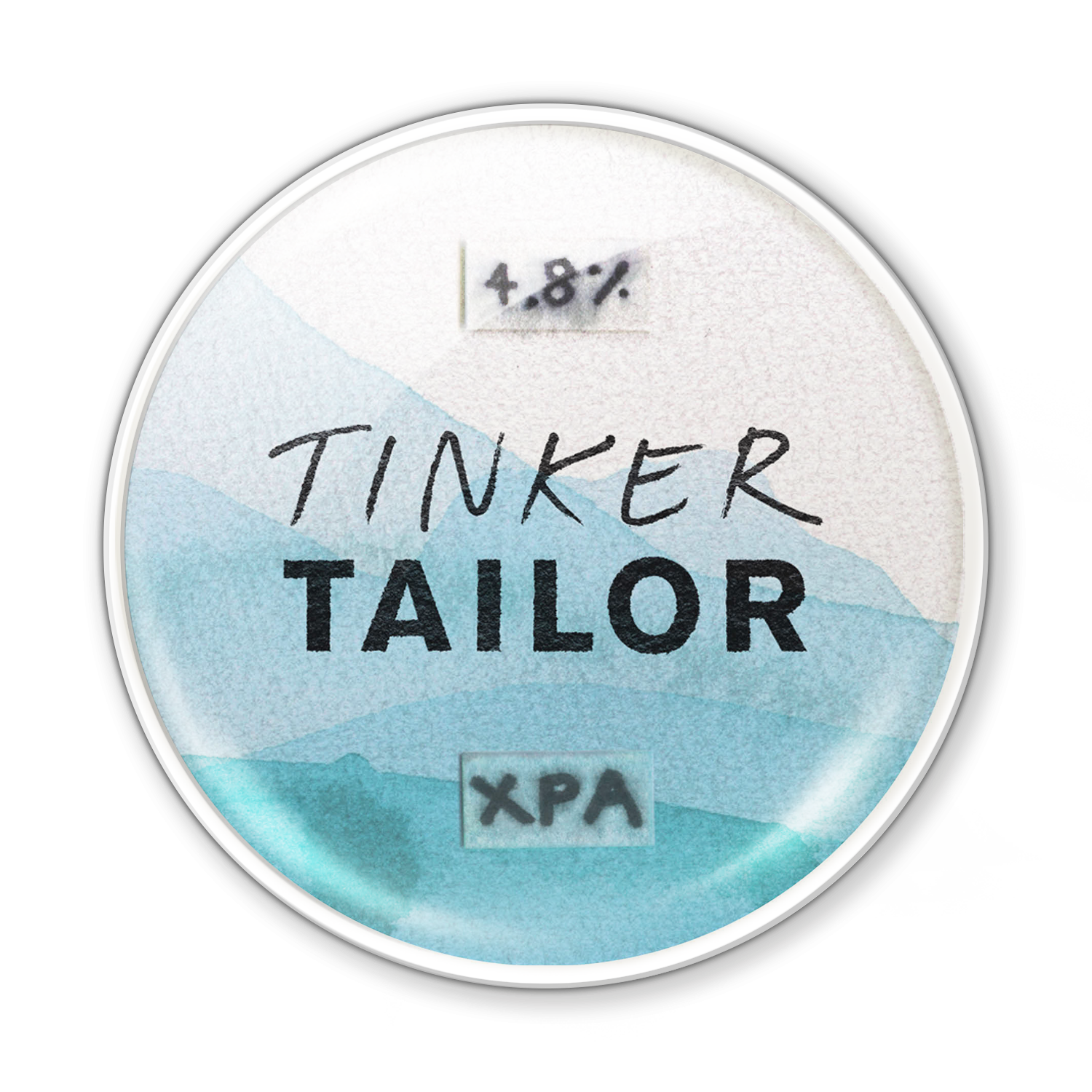 XPA - Tinker's flipped the switch on this crowd favourite. Our APA's malt has been swapped out for a lighter pilsner malt. Some would say it's a perfect evolution, less bitter, less hops but heaps of fresh flavours. Enjoy crushed lime and honey-dew melon notes. Extra pale, extra delicious.Pairs well with your favourite spicy Mexican dish.4.8%