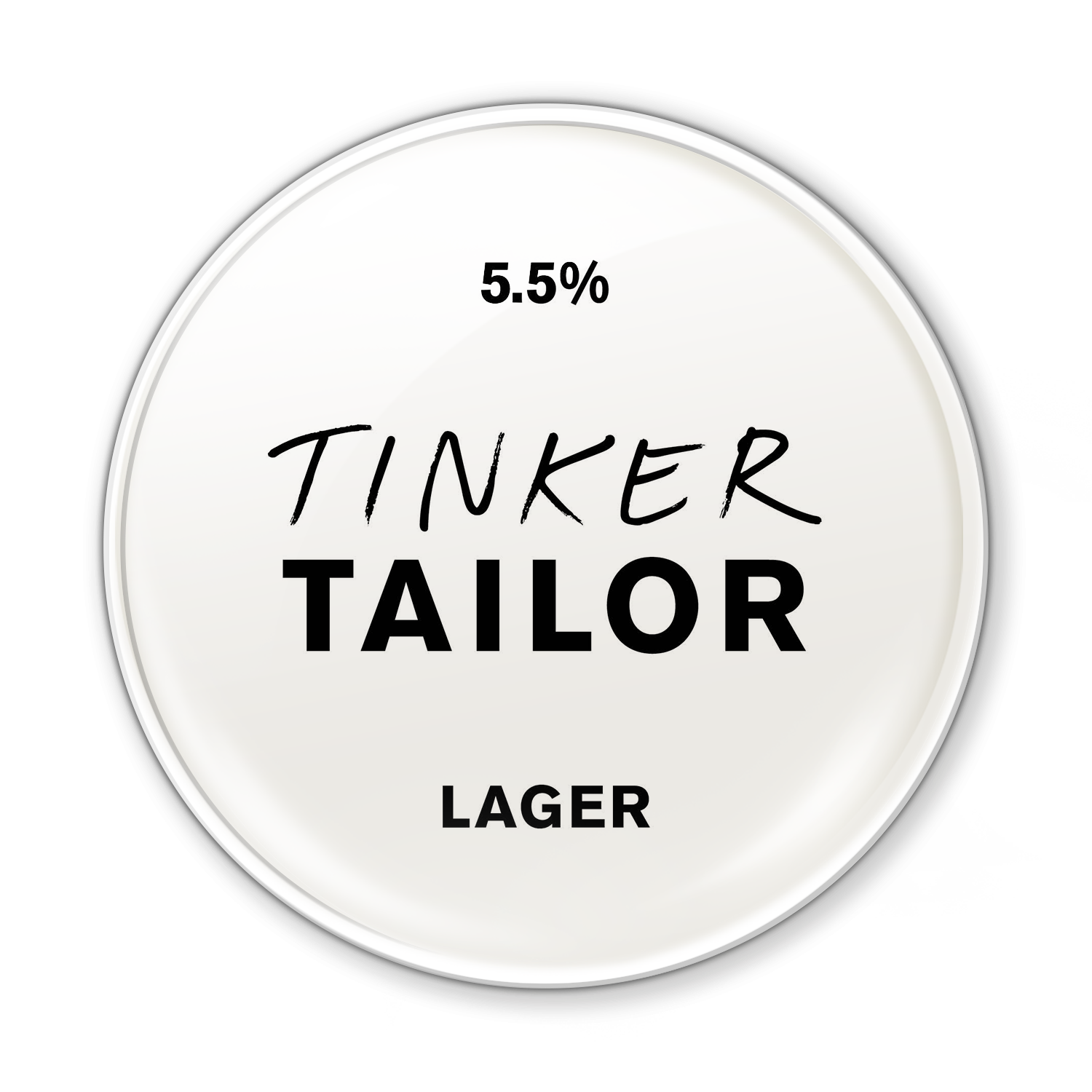 Lager - Our Lager is tailored true to style. Its crystal clear, pale colour hints at the tantalising tastes of this flavourful classic. We've gone light on the hops to create an easy-drinking beer. This is what craft lager is all about.Serve with sushi, or grilled lemon chicken.5.5%
