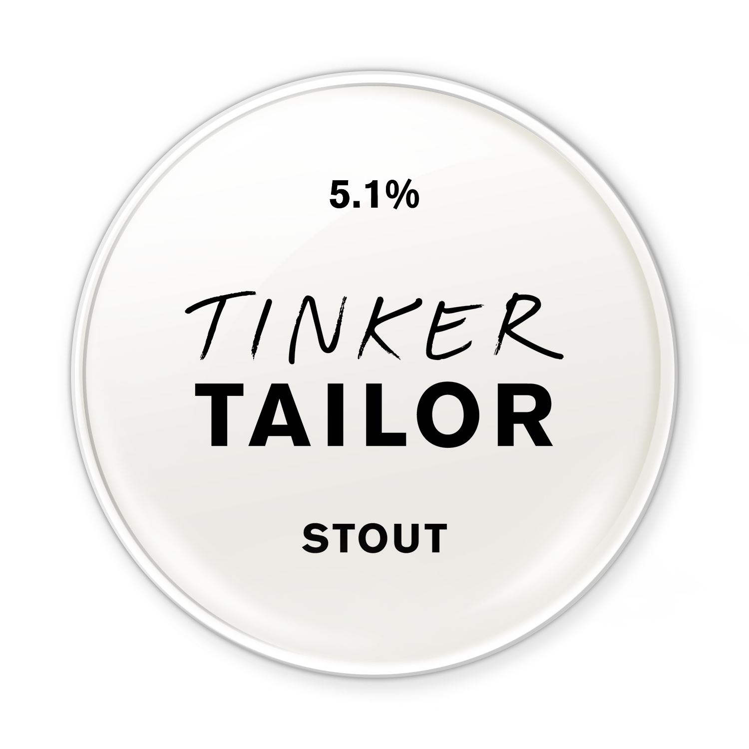 Stout - Our Stout is tailored true-to-style. Indulge yourself with roasted chocolate malt and notes of creamy mocha, blended with a toffee sweetness. Deep, dark and decadent.The perfect partner for a rich venison pie. Or, for a timeless combo, serve with oysters.5.1%