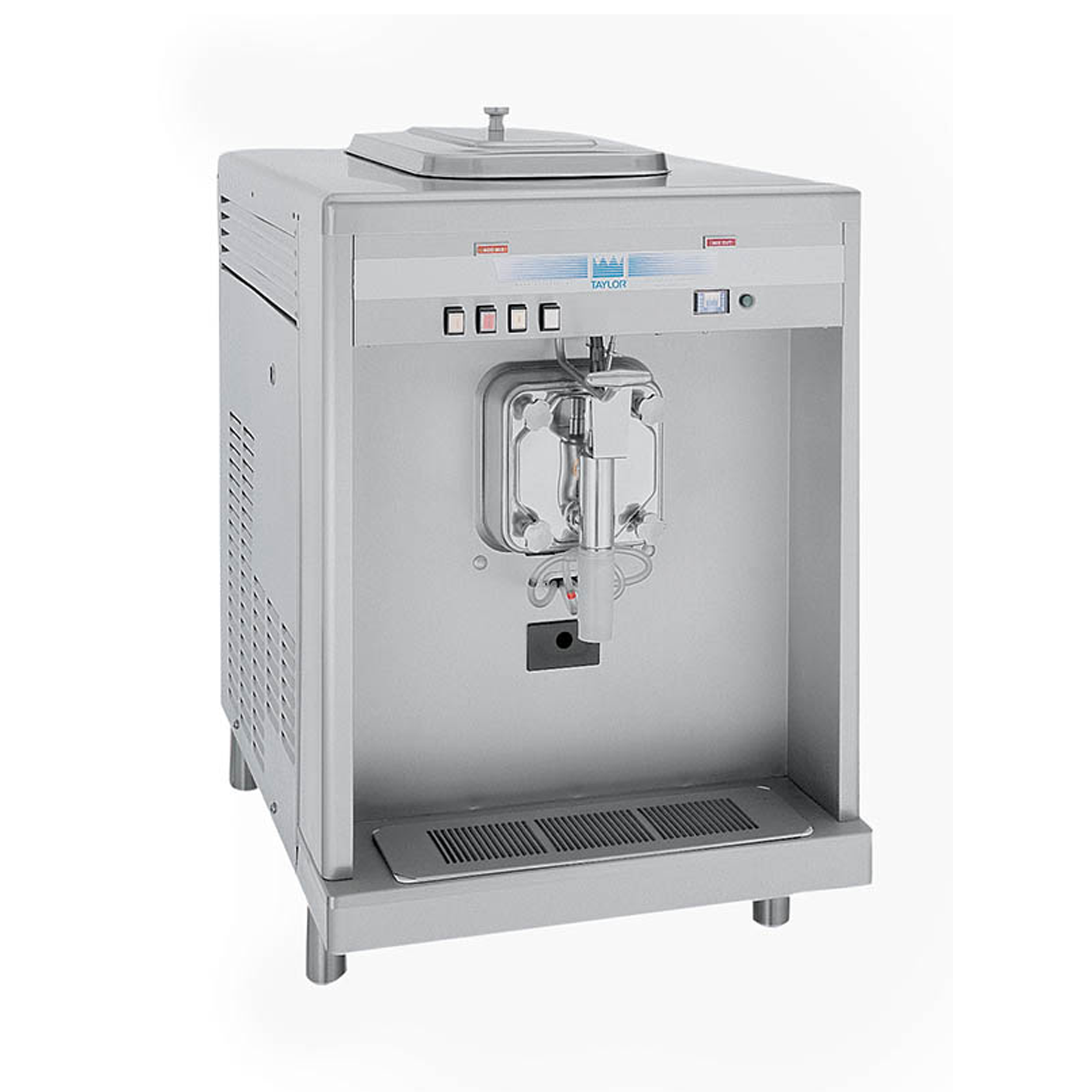 Model 62   Shake Freezer  Offer four separate shake flavors: chocolate, strawberry, vanilla (unflavored shake mix) and an optional flavor.  KEY SPECIFICATIONS:   Finished Products : Shake   Installation : Countertop   Number of Flavors : 4   Freezing Cylinder QTY : 1   Freezing Cylinder Size (qt/l) : 7/6.6