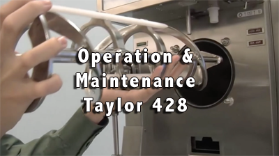 Taylor 428 Operational video