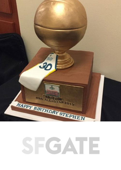 Warriors Behind the Scenes: Stephen Curry's birthday celebration