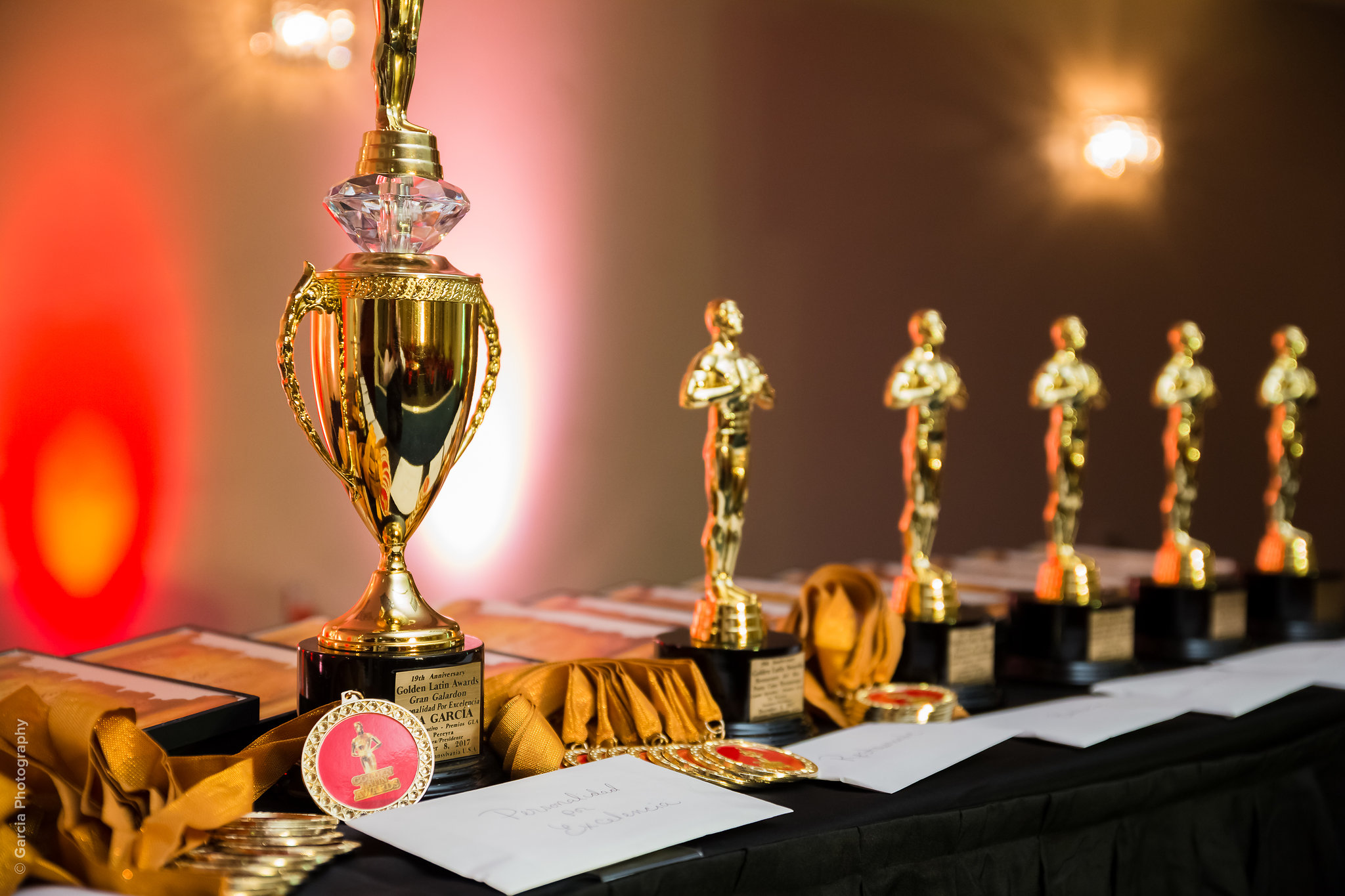 We attended the 2017 Lehigh Valley Golden Latin Awards. Click Photo to see pictures.