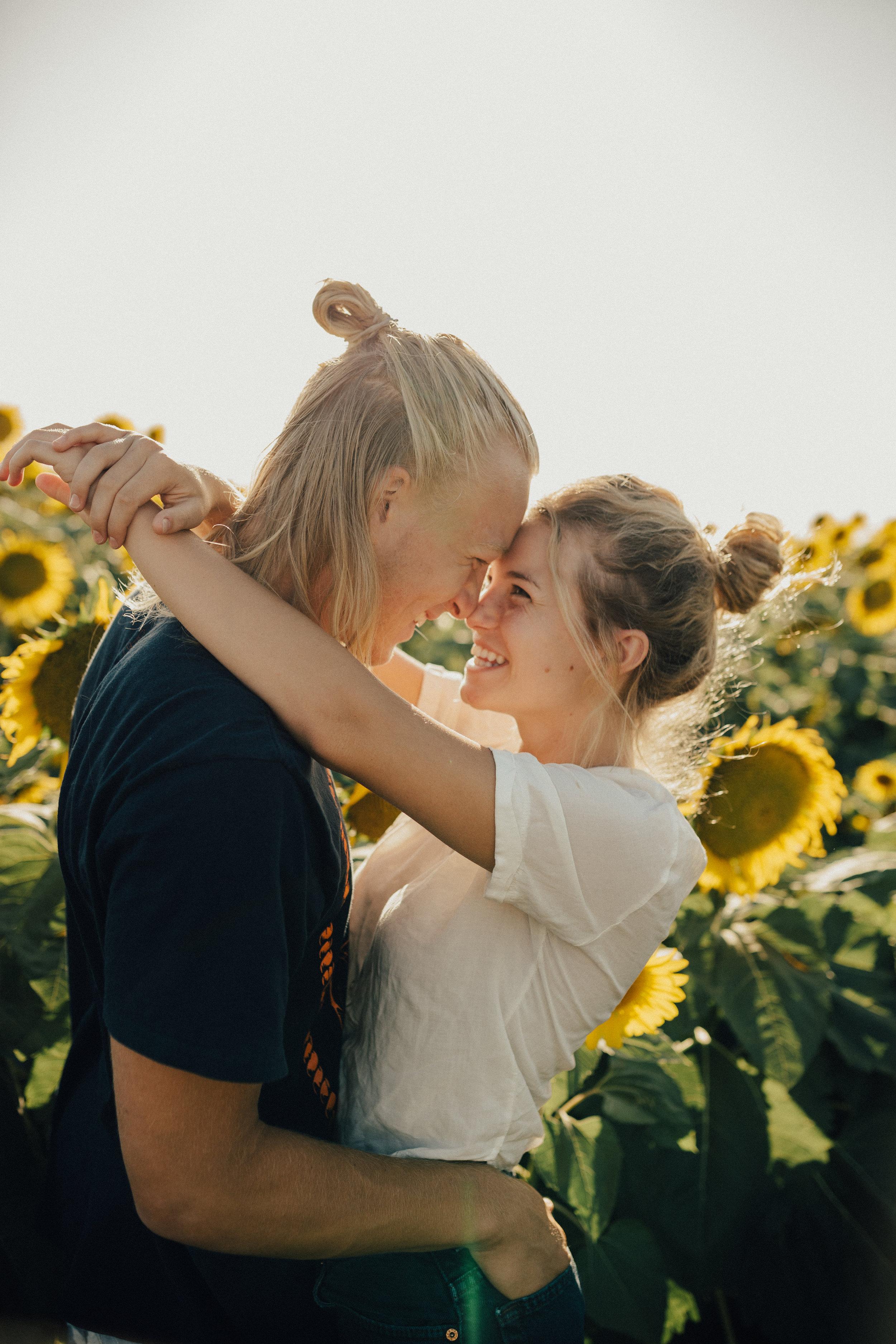 Amber + Oskar