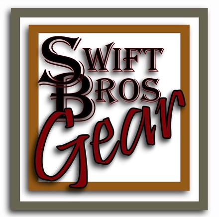 Check out the Swift Bros Gear website for more! -