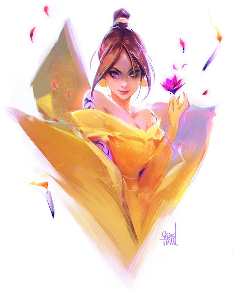 belle_sketch_by_rossdraws-db2yqge.jpg