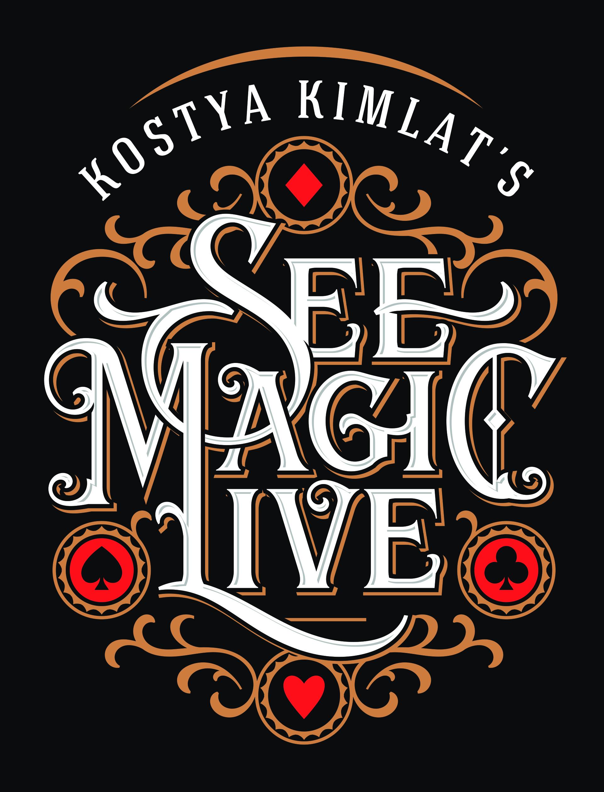 See Magic Live