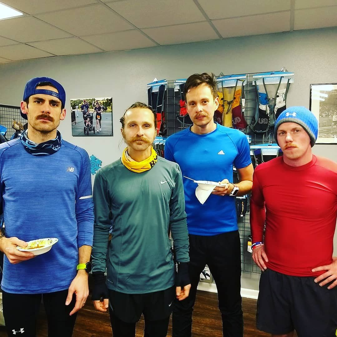 #GroupRun goals ... half dozen #MarathonMustaches before 2018..jpg