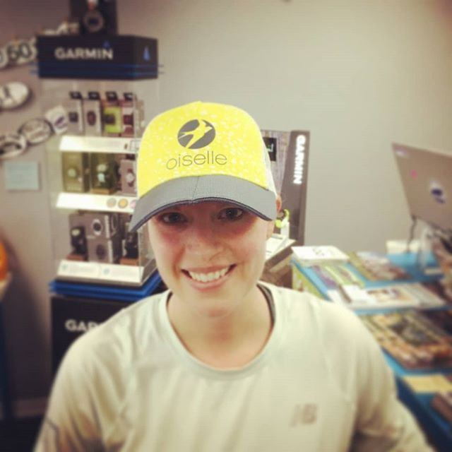 #happyeaster from @blueoxrunning!!! May your day (& year & life) be filled with bright #life and radiant colors as bright as our favorite @oiselle trucker hat worn by an original run club faithful Corissa.  Sh.jpg