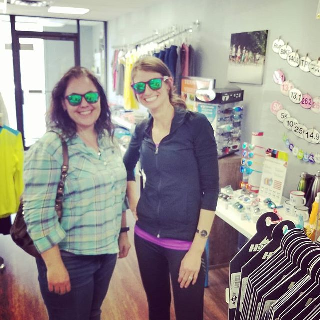 Lately at @blueoxrunning ... Many @momsontherunusa with many #purple @goodr #sunglasses ... and many other colors ð__¶ï¸_.jpg
