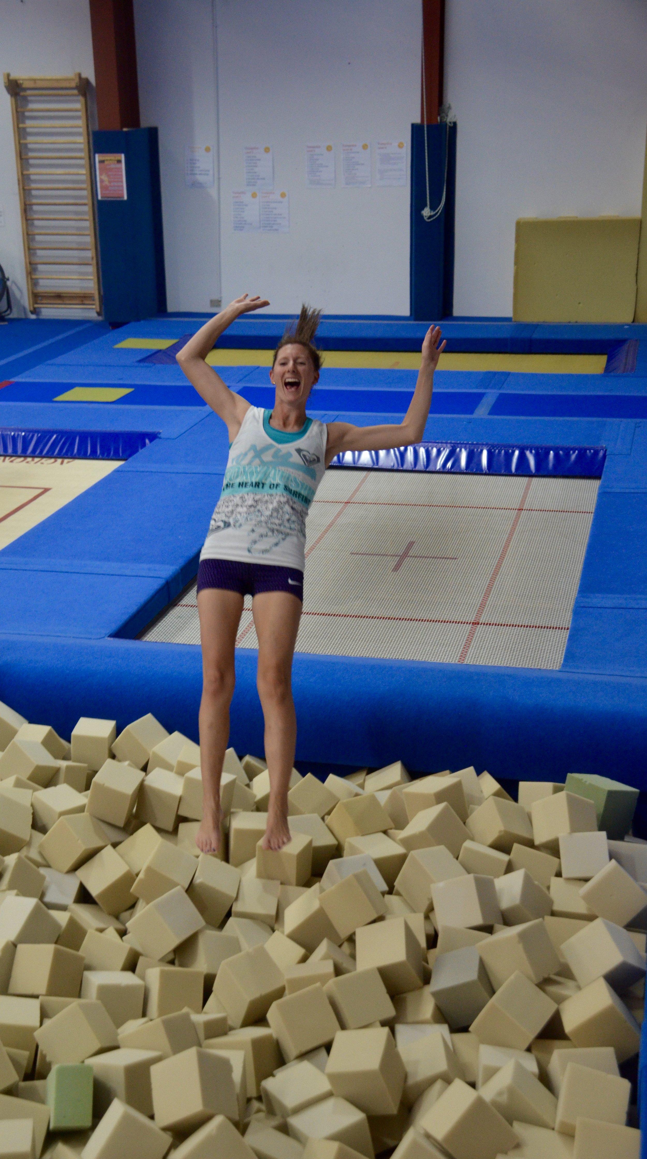 Teen Gymnastics