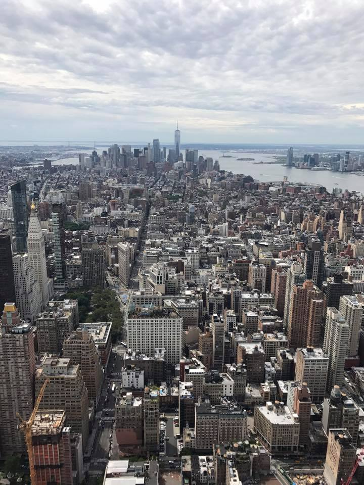 Here are my five pieces of advice for moving to a new city. -