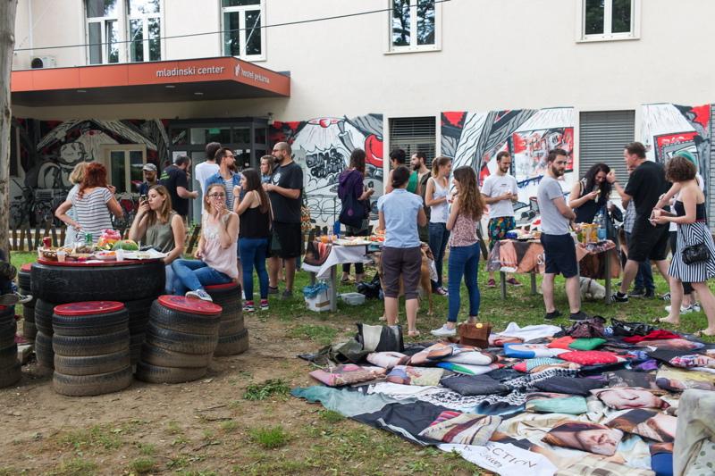 Piknik prostovoljcev