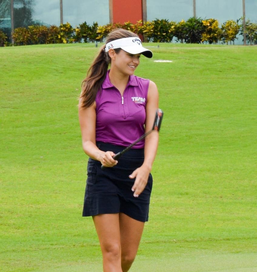 Emily Collins - LPGA Tour
