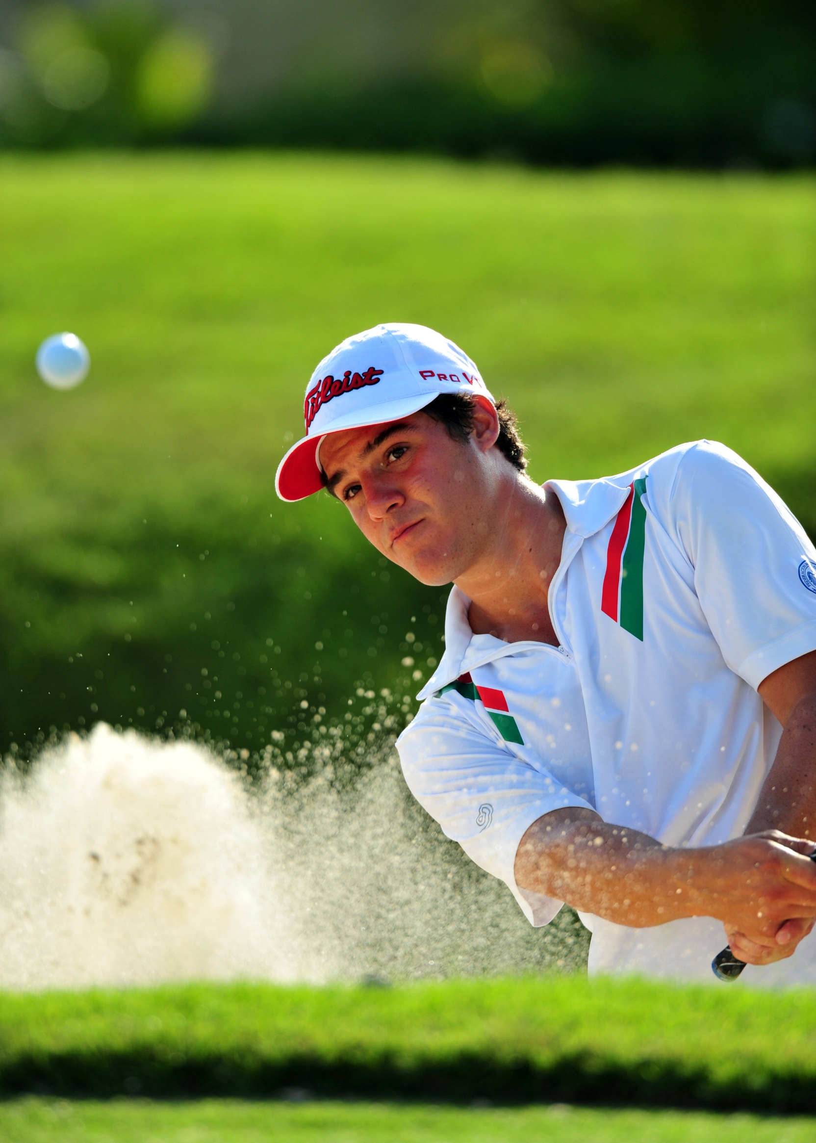 Sebastian Vasquez - Web.com Tour & PGA Tour Latinamerica