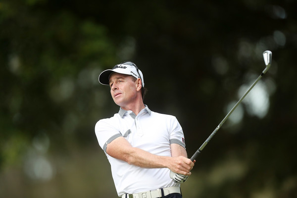 Brett Rumford | European Tour | Australia   A six-time European Tour winner. His most recent win was the 2017 ISPS Handa World Super 6 Perth. Brett is well known for his incredible short game is renowned as one of the best in the world.