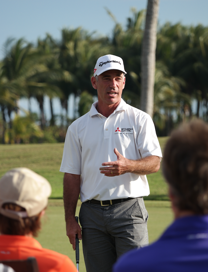 Corey Pavin | Champions Tour | USA   This California native won 15 times on the PGA Tour and most notably won the 1995 US Open at Shinnecock Hills over Greg Norman.