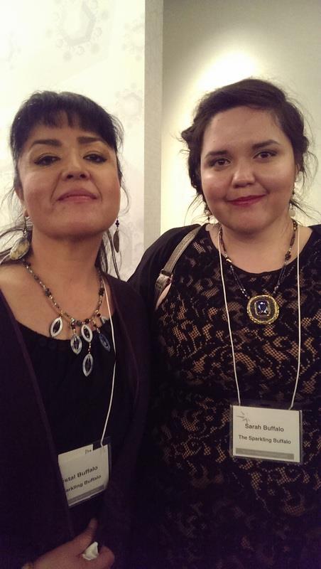 Aboriginal Women in Business Award in 2016