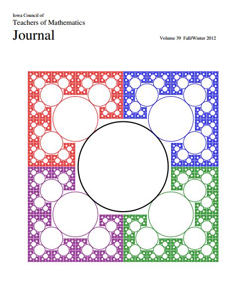 ICTM Journal Fall/Winter 2012