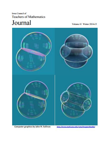 ICTM Journal Winter 2014-2015
