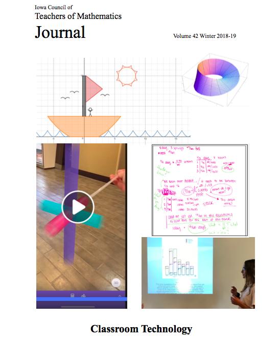 ICTM Journal Spring 2019