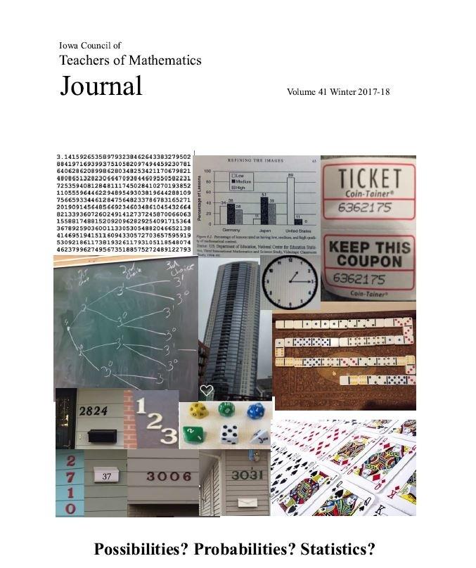 ICTM Journal Winter 2017-2018