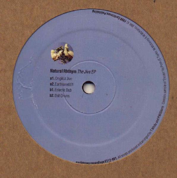 The Jive EP  Earthtones Recordings (1998)
