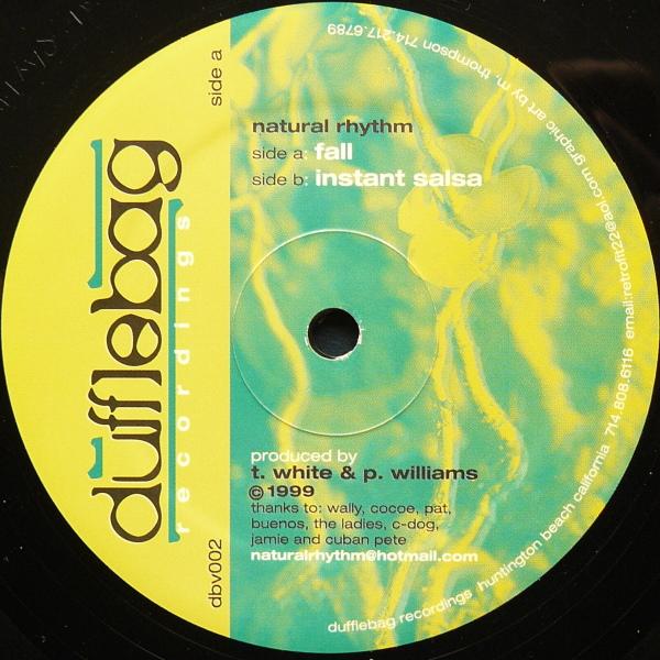 Fall/Instant Salsa  Dufflebag Recordings (1999)