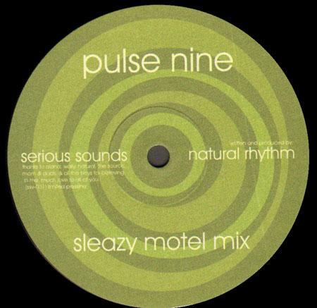 Pulse Nine  Serious Sounds (2000)