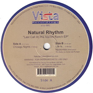 Last Call at the Martini Ranch  Vista Recordings (2001)