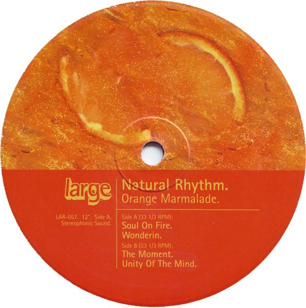 Orange Marmalade  Large Records (2001)