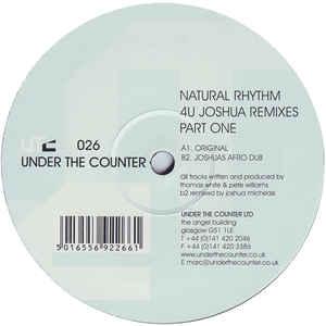 4U Part 1 (Joshua Remixes)  Under The Counter (2000)
