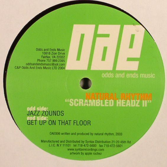 Scrambled Heads II  Odds & Ends Music (2004)