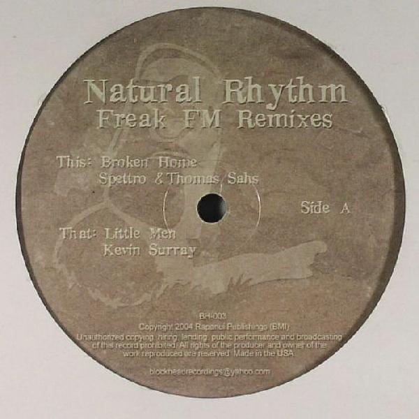 Freak FM Remixes  Blockhead Recordings (2004)