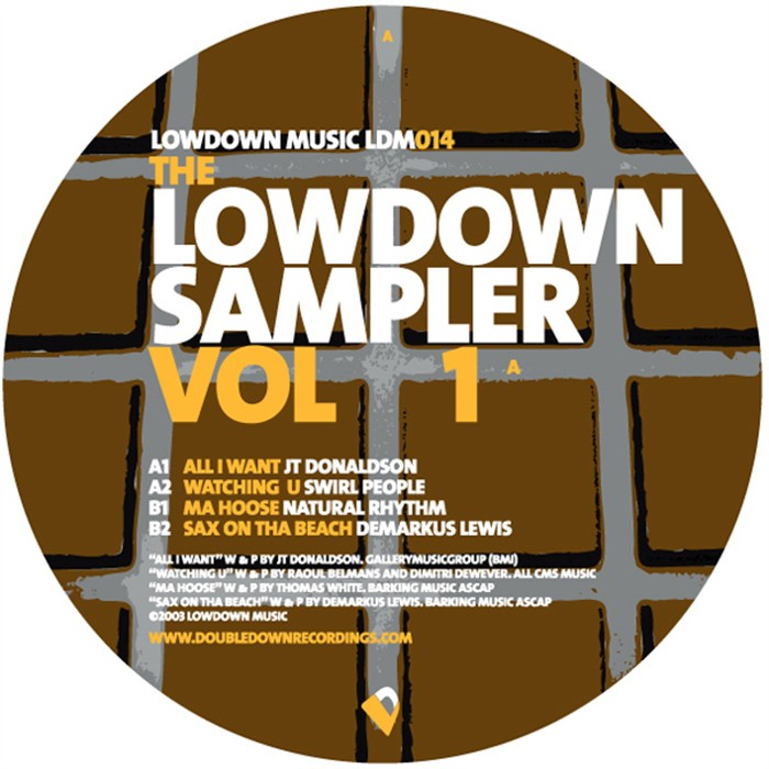 Ma Hoose  LowDown Music (2003)
