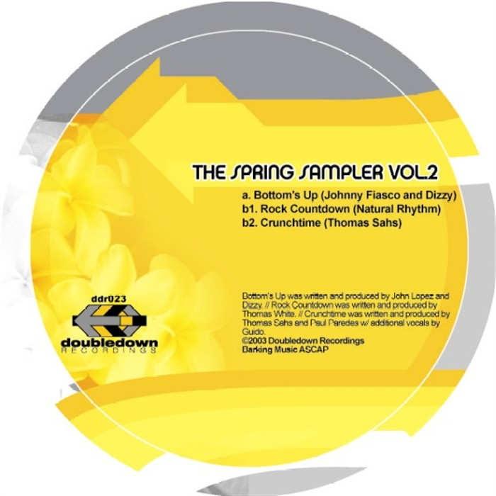 Rock Countdown  Doubledown Recordings (2003)
