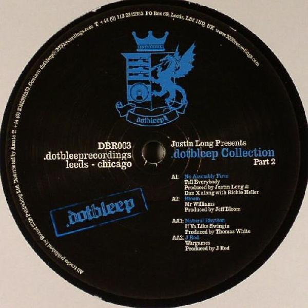 If Ya Like Swingin'  .dotbleep recordings (2005)