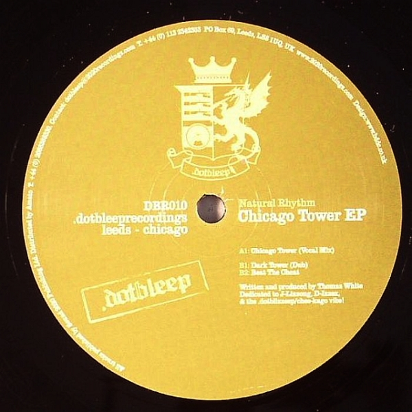 Chicago Tower EP  .dotbleep recordings (2006)