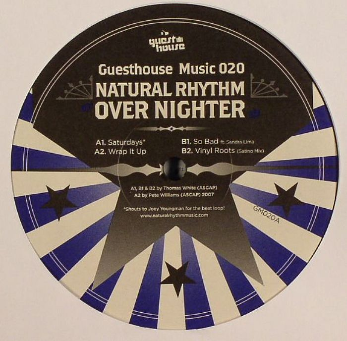 Over Nighter  Guesthouse Music (2007)