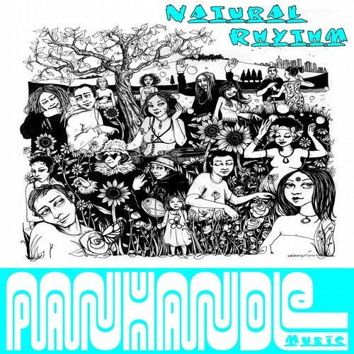 Fell & Oak EP Pt. 1  Panhandle Music Co. (2017)